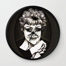 Angela Lansbury 2012 Wall Clock