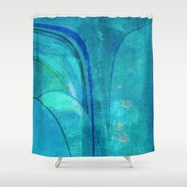 Mergulho em Ipanema Shower Curtain