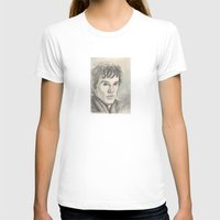 sherlock T-shirts featuring Sherlock by Pendientera