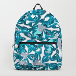 Holiday Holly Backpack