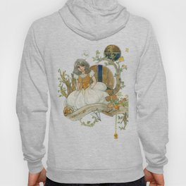 Colourful Seasons in the Forest Beautiful Childhood Fairytale Hoody