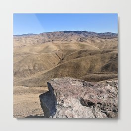 Cliffland Metal Print