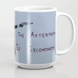 the future is bulletproof Coffee Mug