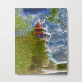 Burg Kreuzenstein Metal Print