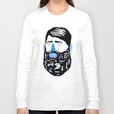 Animal Beard Long Sleeve T-shirt
