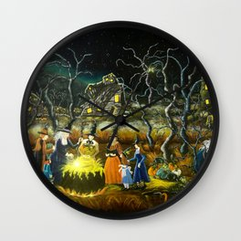 The Lesson Wall Clock