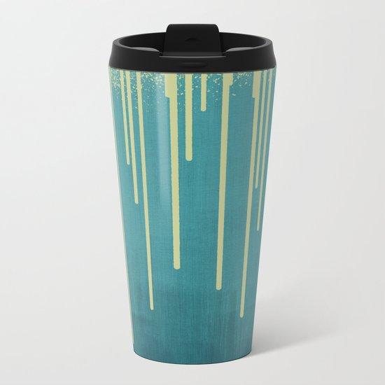 DROPS / pool Metal Travel Mug