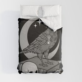 Occult Crow Comforters