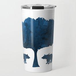 Bear Cubs Travel Mug