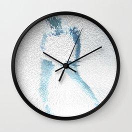 Abstract 13 Wall Clock