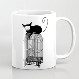 Cages Coffee Mug