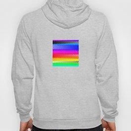 Rainbow and white S28 Hoody