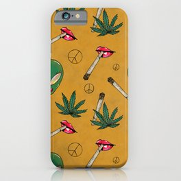 Girl It's Time to CHILL iPhone Case