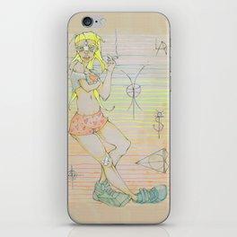 yo_landi#DieAntwoord iPhone Skin