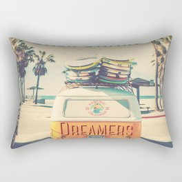 California dreamers Rectangular Pillow