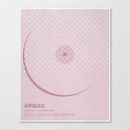 Air Bag Canvas Print
