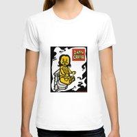 zappa T-shirts featuring ZAPPA CRAPPA Lego Minifigure by CreepWerks