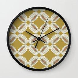 sixtees Wall Clock