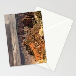 North_Rim Grand_Canyon, Arizona - 4 Stationery Cards