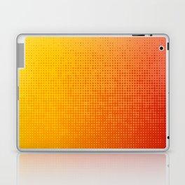 Yellorange Dots Laptop & iPad Skin
