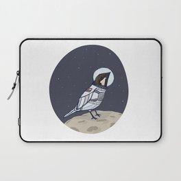 Space Sparrow Laptop Sleeve