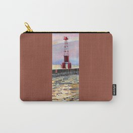 Pentwater South Pier Carry-All Pouch