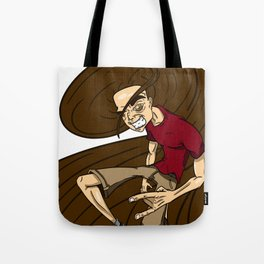 Hairy On The Lo Tote Bag