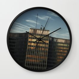 Stockpile Wall Clock