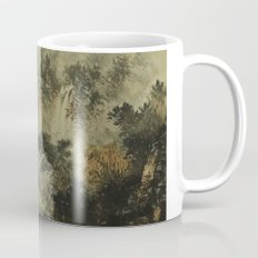 In crossing the river Mug