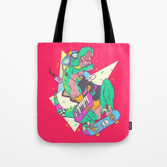 Ju-RAD-ssic Park Tote Bag