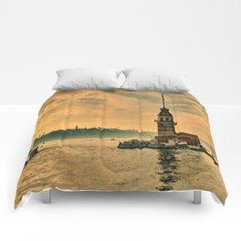 KIZ KULESİ Comforters