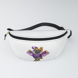 Unicorn Queen Fanny Pack