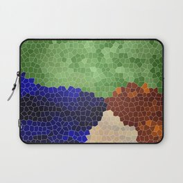 Gaudi´s garden Laptop Sleeve
