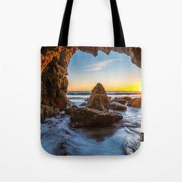 Ocean Sunrise Tote Bag