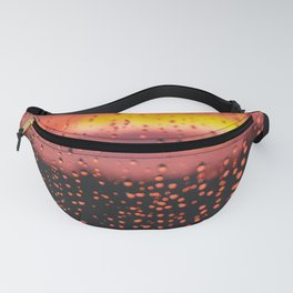 Rainy, Cozy Sunset Fanny Pack