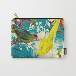 Tropical birds in the nature - 010 Carry-All Pouch