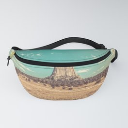Devil's Tower National Monument Wyoming Fanny Pack