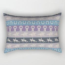 For Horse Lovers Rectangular Pillow