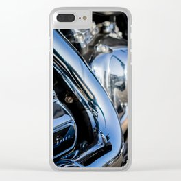 Six Speed Clear iPhone Case