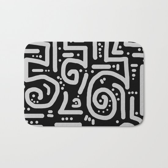 Path Less Traveled Bath Mat