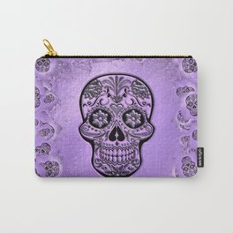Skull20170241_by_JAMFoto Carry-All Pouch