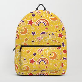 """""""Take a Leap"""" Pegasus Print by Mellie Test Backpack"""