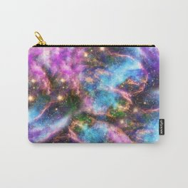 Galaxy Black Hole Carry-All Pouch