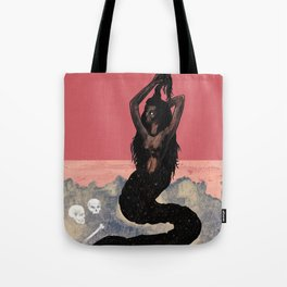 Lethal Siren Tote Bag