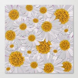 Daisy Love Canvas Print