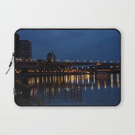 Night Bridge Laptop Sleeve