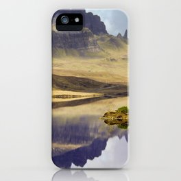 Reflection of Storr iPhone Case