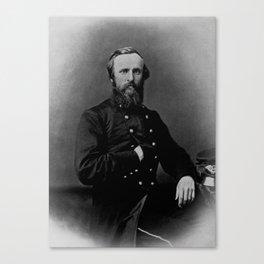General Rutherford B. Hayes - Civil War Canvas Print