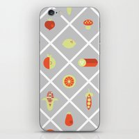 food iPhone & iPod Skins featuring food. by Monika Traikov