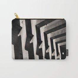concrete stripes Carry-All Pouch